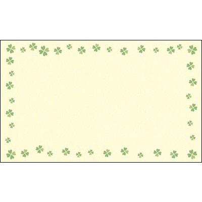 タカ印 カード クリーム 16-553 1箱(30枚入×5冊) (取寄品)
