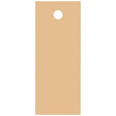 タカ印 スーパー提札 くりちゃ<糸なし> 19-555 1箱(100枚入×5袋) (取寄品)
