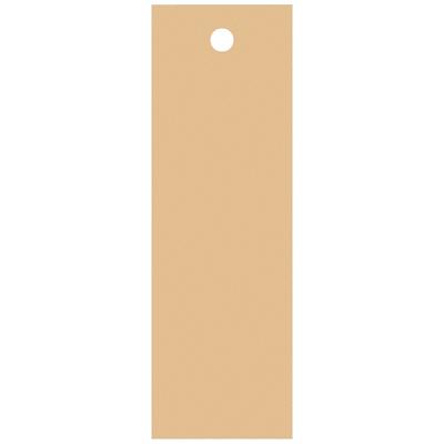 タカ印 スーパー提札 くりちゃ<糸なし> 19-565 1箱(100枚入×5袋) (取寄品)