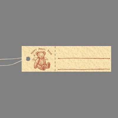 タカ印 スーパー提札 エンジェルベア 19-721 1箱(50枚入×5袋) (取寄品)
