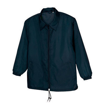 アイトス 裏メッシュジャケット(男女兼用) ネイビー S AZ50101-008-S (直送品)