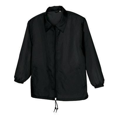 アイトス 裏メッシュジャケット(男女兼用) ブラック L AZ50101-010-L (直送品)
