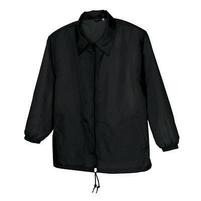 アイトス 裏メッシュジャケット(男女兼用) ブラック 4L AZ50101-010-4L (直送品)