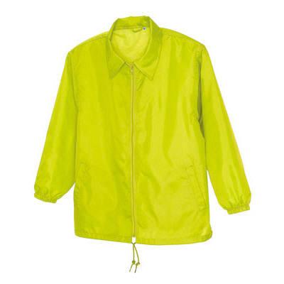 アイトス 裏メッシュジャケット(男女兼用) イエロー 4L AZ50101-019-4L (直送品)