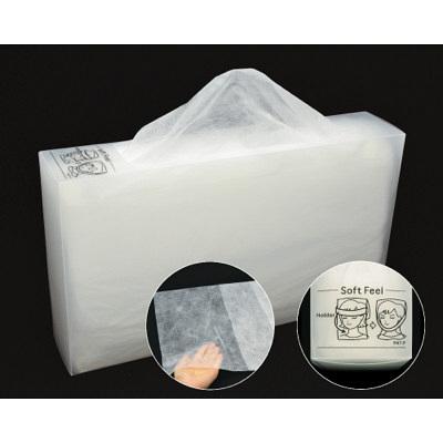 タカ印 試着用フェイスカバーセット 32-8000 1箱(200枚入) (取寄品)