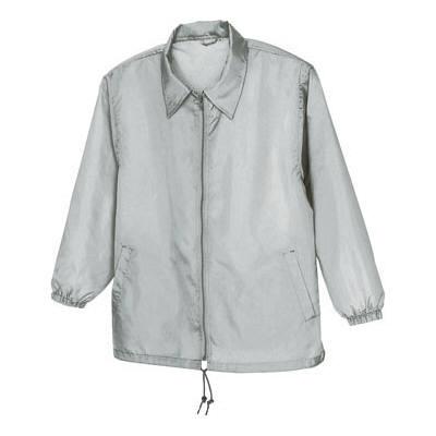 アイトス 裏メッシュジャケット(男女兼用) シルバーグレー LL AZ50101-003-LL (直送品)