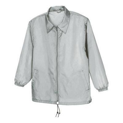 アイトス 裏メッシュジャケット(男女兼用) シルバーグレー EL AZ50101-003-EL (直送品)