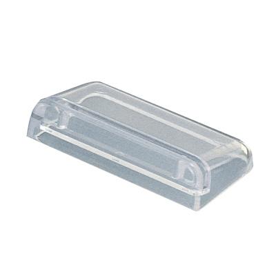 タカ印 カード立 差込固定型大・トーメイ 34-991 1箱(5個袋入×5袋) (取寄品)