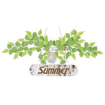 タカ印 季節装飾 白樺タイトル 39-1457 (取寄品)