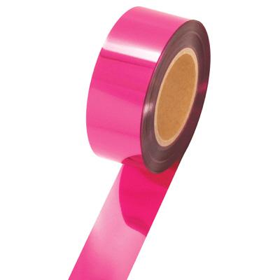 タカ印 メッキテープ 桃 50×200m 40-4472 (取寄品)