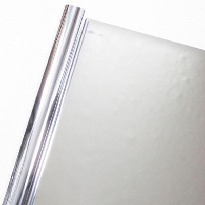 タカ印 店飾 メタリックカラーシート 銀 40-7531 (取寄品)