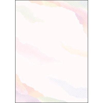 タカ印 和柄OA用紙 和ごころ 重ね和紙 4-1013 1袋(10枚袋入×5冊) (取寄品)