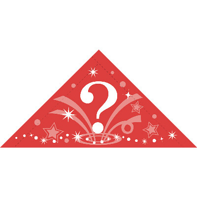 タカ印 三角くじ 機械貼(?)B賞 5-561 1袋(24片袋入×10冊) (取寄品)