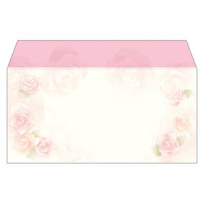 タカ印 商品券袋 横封式 ロージー 9-370 1箱(100枚入) (取寄品)
