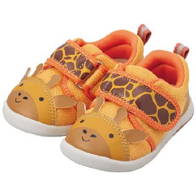 まいにちの靴ベビー キリン 13.0cm