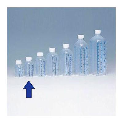 シンリョウ プリントメモリ瓶/青目盛 60ml 107020 1箱(200本入)