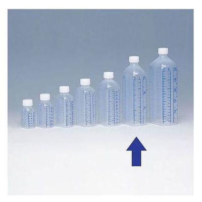 シンリョウ プリントメモリ瓶/青目盛 300ml 107060 1箱(40本入)