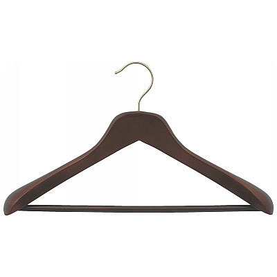 木製プレミアムハンガージャケット用30本