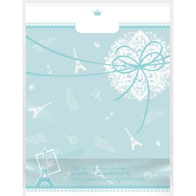 タカ印 デコラパック パリ・大 ブルー 35-4064 1袋(20枚入り) (取寄品)