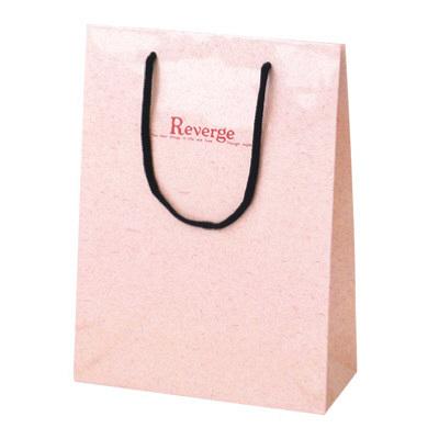 タカ印 手提げバッグ キュートリバージュ ピンク 50-6431 1セット(5枚入り) (取寄品)