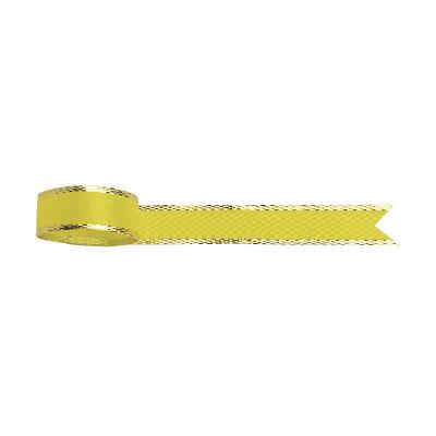 リボン 黄 幅6mm 5巻