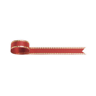 リボン 赤 幅6mm 5巻