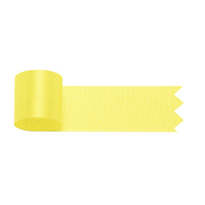 リボン 黄 幅12mm 5巻