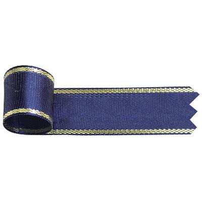 リボン 青 幅18mm 5巻