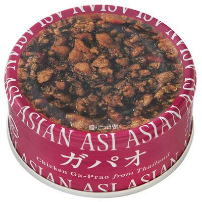 マルハ アジアン味 ガパオ3缶