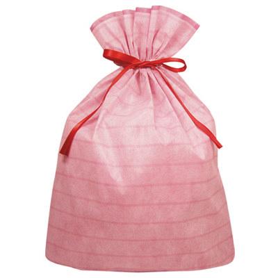 ギフトバッグ ピンク LL 10枚