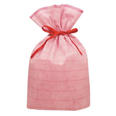 ギフトバッグ ピンク L 10枚