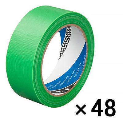 寺岡製作所 Pカットテープ若葉(38ミリ巾) 緑 4140 1箱(48巻入)