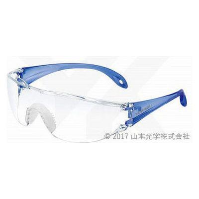 山本光学 保護眼鏡一眼型 LF-301 PET-AF 1セット(5個)