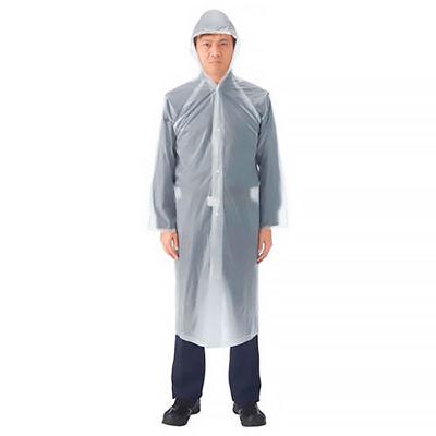 川西工業 ビニールポケットコート 100cm 1200_100 1セット(60着:12着入×5箱)