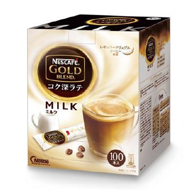 ゴールドブレンドコク深ラテミルク100本