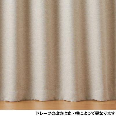 ポリ二重織 防炎・遮光性 100×105