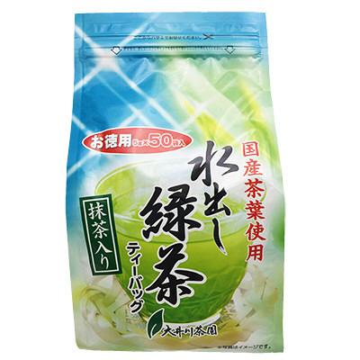 大井川茶園 徳用抹茶入り水出し緑茶