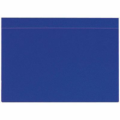 ケルン KF-103-B 温度板フォルダー B4ヨコ ブルー 1パック(10枚入) (直送品)