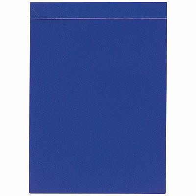 ケルン KF-113-B 温度板フォルダー B4タテ ブルー 1パック(10枚入) (直送品)