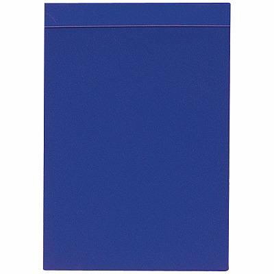 ケルン KF-112-B 温度板フォルダー A4タテ ブルー 1パック(10枚入) (直送品)