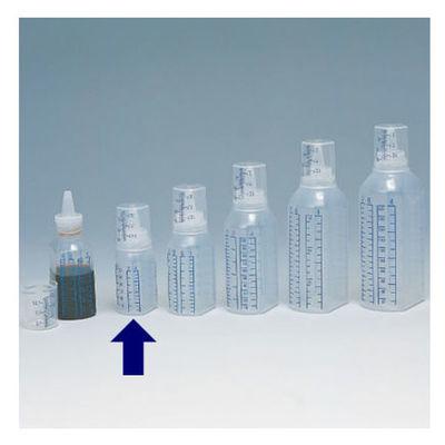 シンリョウ SKカップ付ボトル/青目盛 30ml 307010 1箱(260本入) (直送品)