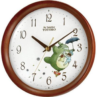 クオーツ掛時計 トトロM27