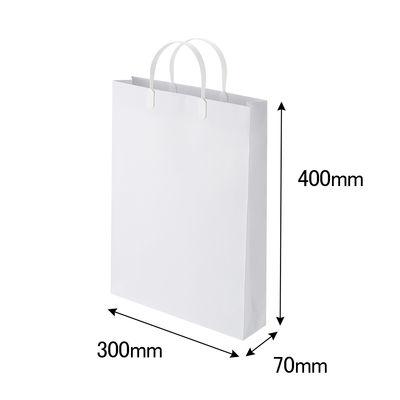 平紐 手提げ紙袋 白 M 360枚