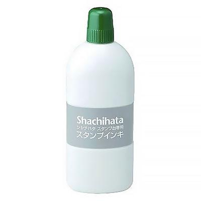 シャチハタ シャチハタスタンプ台補充インク 大瓶 緑 SGN-250-G