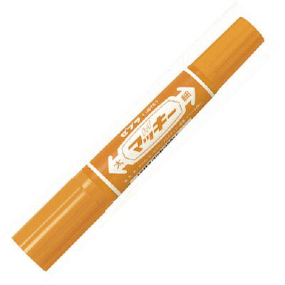 ゼブラ ハイマッキー ライトブラウン MO-150-MC-LE 7本 (直送品)