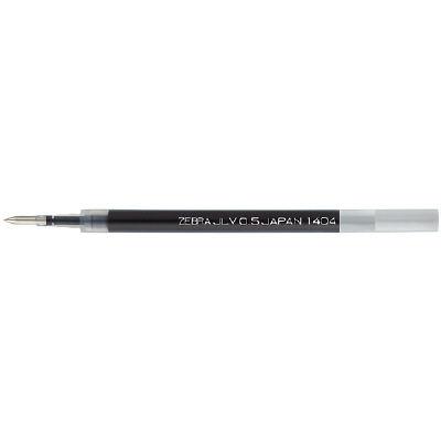 ゼブラ JLV芯0.5 黒 RJLV5-BK 10本 (直送品)