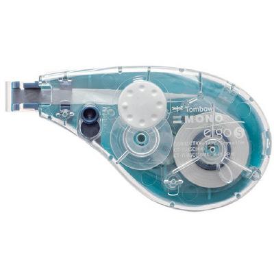 トンボ鉛筆 修正テープ モノエルゴ5C41ブルー CT-YUX5C41 4個 (直送品)