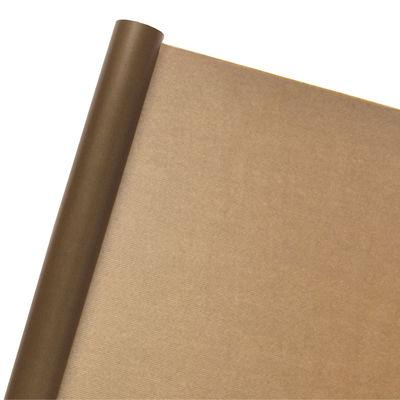 包装紙 ブラウン 幅600mm 1巻