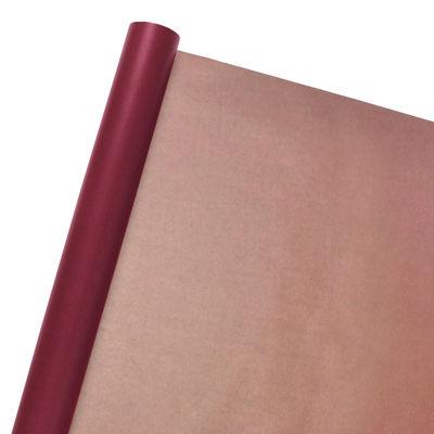 包装紙 エンジ 幅600mm 1巻