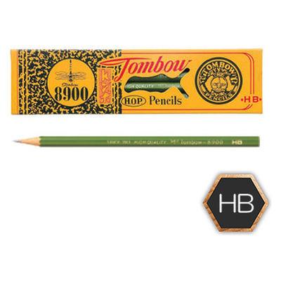 鉛筆 HB 1ダース トンボ鉛筆